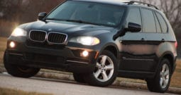 2008 BMW X5, Panoramic Sunroof, Power Liftgate, Rear Heated Seats