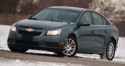 2012 Chevrolet Cruze Eco, 1-Owner, CarFax Certified