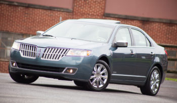 Lincoln MKZ — Consumer Reviews, Reports