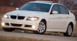 2006 BMW 325i, CarFax Certified, Dealer Serviced, Sunroof, Bluetooth