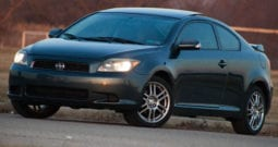 2006 Scion tC, AUX, Pioneer Audio System, Sunroof, Dealer Serviced