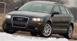 2007 Audi A3 Premium, 1-Owner, Panoramic Sunroof, Heated Seats