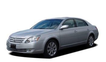 2007 Toyota Avalon Limited,