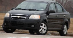 2008 Chevrolet Aveo LT, 5-Speed Manual, 1-Owner, CarFax Certified
