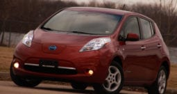 2012 Nissan Leaf SL, CarFax Certified, Navigation, Heated Seats, Bluetooth