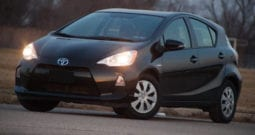 2012 Toyota Prius C III, 1-Owner, CarFax Certified, Navigation