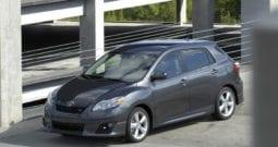 2009 Toyota Matrix XRS,