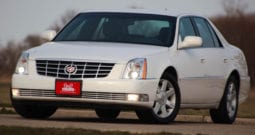 2006 Cadillac DTS, 1-Owner, Bluetooth, AUX