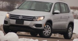2013 Volkswagen Tiguan S, 6-Speed, 1-Owner, AUX