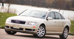 2005 Audi A8 Quattro, AWD, 1-Owner, Navigation, Sunroof, BOSE