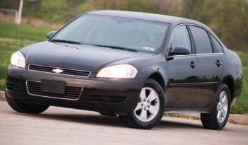 2011 Chevrolet Impala LS (Black)
