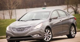 2011 Hyundai Sonata Limited, 1-Owner, CarFax Certified, Bluetooth