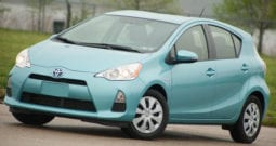 2013 Toyota Prius C, 1-Owner, CarFax Certified, Bluetooth