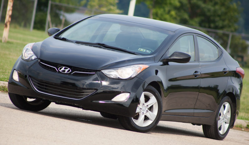 2013 Used Hyundai Elantra GLS