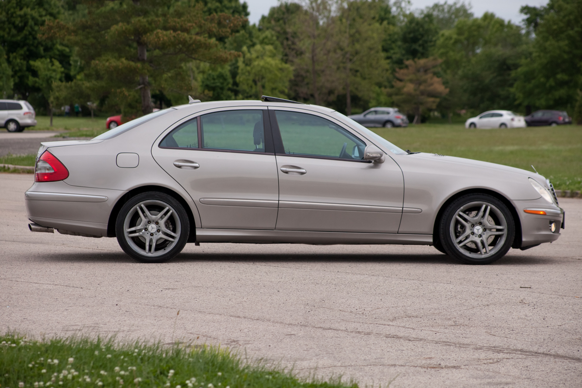 Used mercedes inventory view all used mercedes cars for Mercedes benz cleveland area