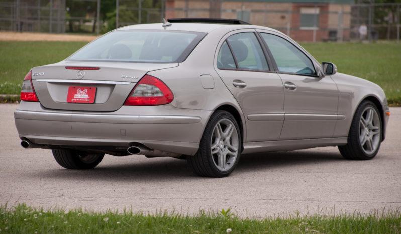 2007 Used Mercedes-Benz E350 For Sale 4MATIC, Navigation, Harman/Kardon full