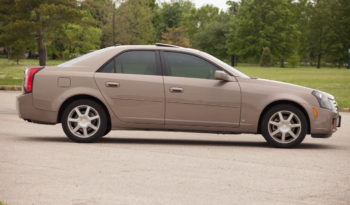 2006 Cadillac CTS, CarFax Certified, Sunroof, Heated Seats full