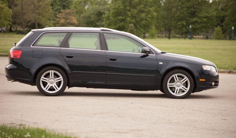 2007 Audi A4 Avant Quattro, AWD, CarFax Certified, 1-Owner full