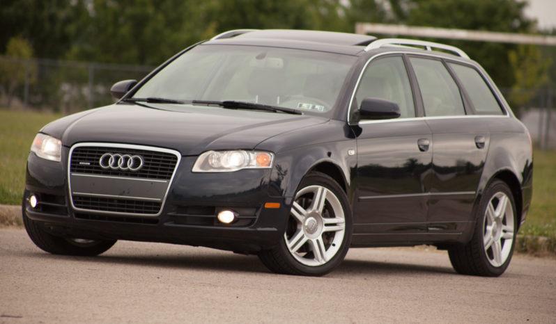 2007 Audi A4 Avant Quattro