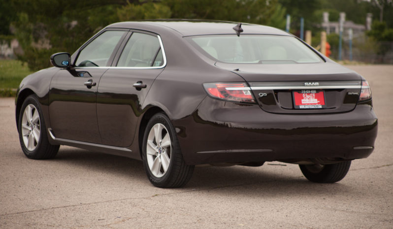 2011 Saab 9-5 Turbo, Bluetooth, AUX, Heated Seats full