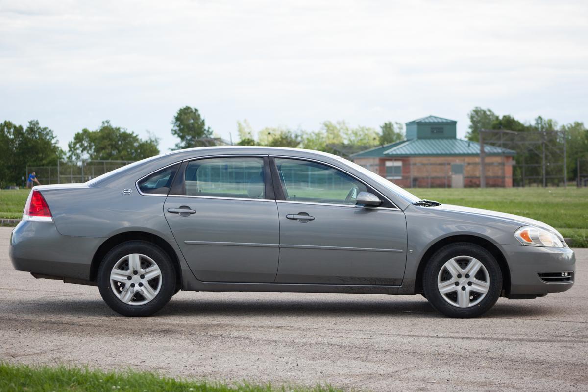 2007 chevy impala tire size - Siteze