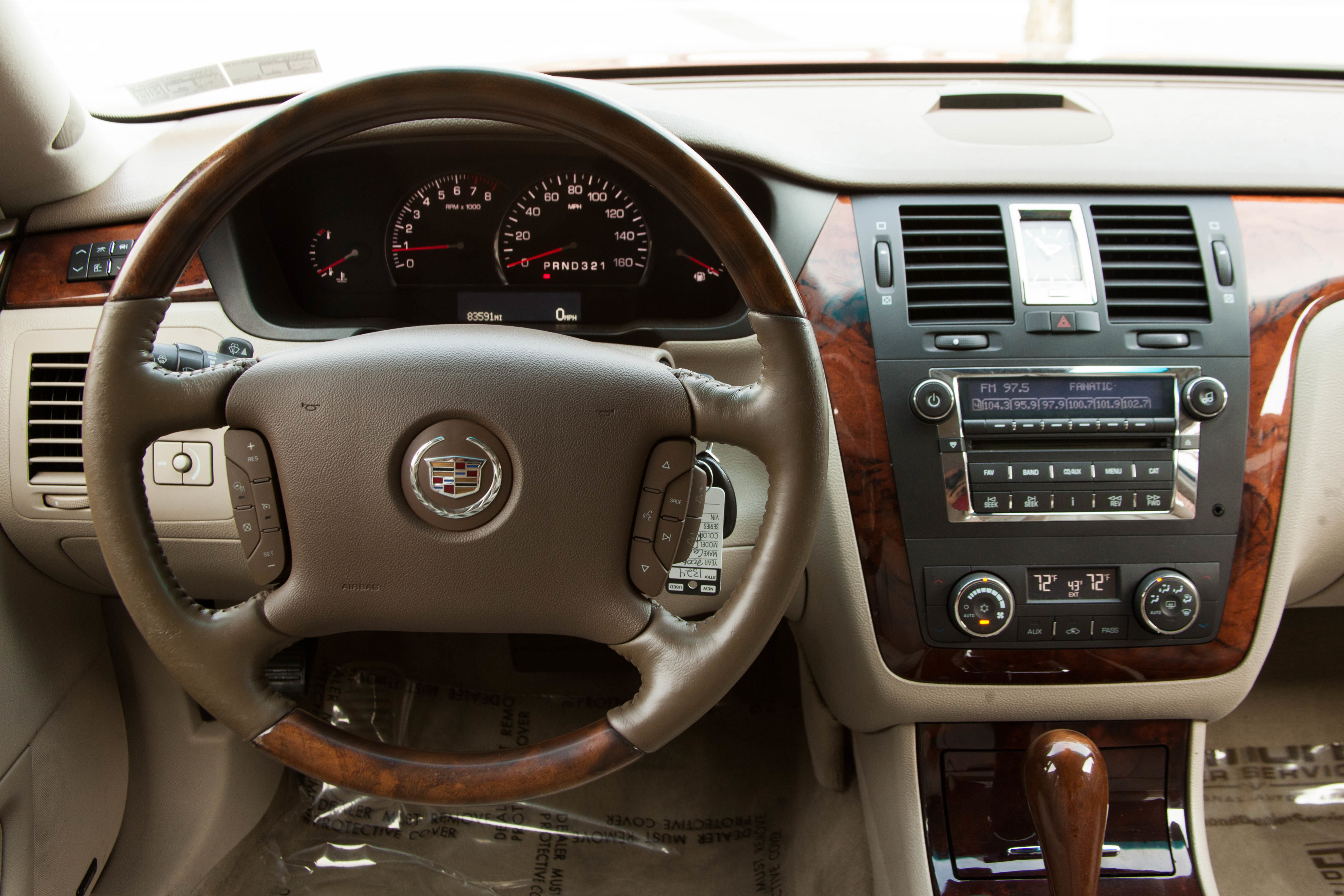 2006 Used Cadillac DTS For sale   Car Dealership in ...