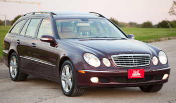 2006 Used Mercedes-Benz E350 For Sale 4MATIC, Navigation, Harman/Kardon full