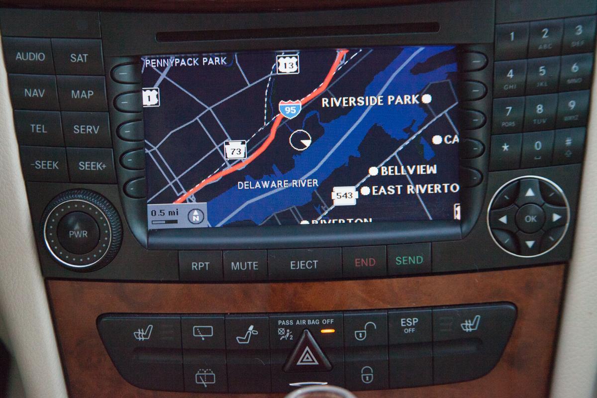 2006 used mercedes benz e350 for sale 4matic navigation. Black Bedroom Furniture Sets. Home Design Ideas