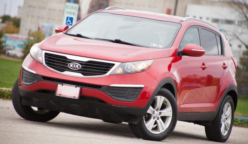 2011 Kia Sportage LX — Consumer Reviews, Reports