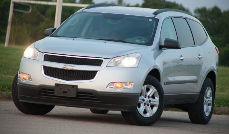 2010 Used Chevrolet Traverse LS