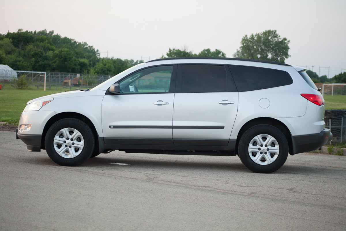 chevrolet traverse for sale by owner autos post. Black Bedroom Furniture Sets. Home Design Ideas