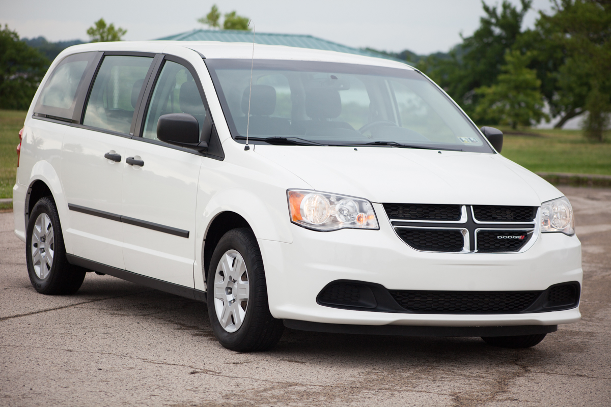 Minivan For Sale >> 2012 Used Dodge Grand Caravan for sale, 1-Owner, CarFax