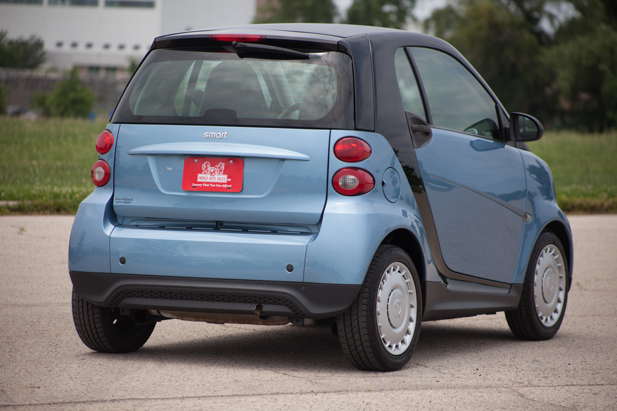 smart fortwo passion for sale aux trip computer used car with warranty. Black Bedroom Furniture Sets. Home Design Ideas