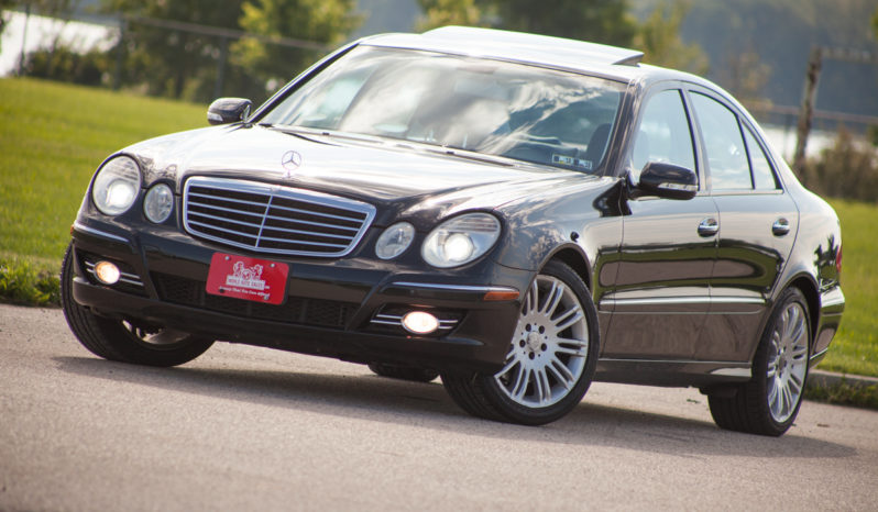 Used Mercedes-Benz E550