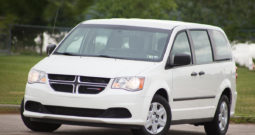 2012 Used Dodge Grand Caravan for sale, 1-Owner, CarFax Certified
