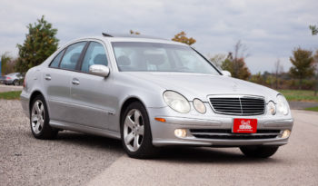 2003 Used Mercedes-Benz E500 For Sale full