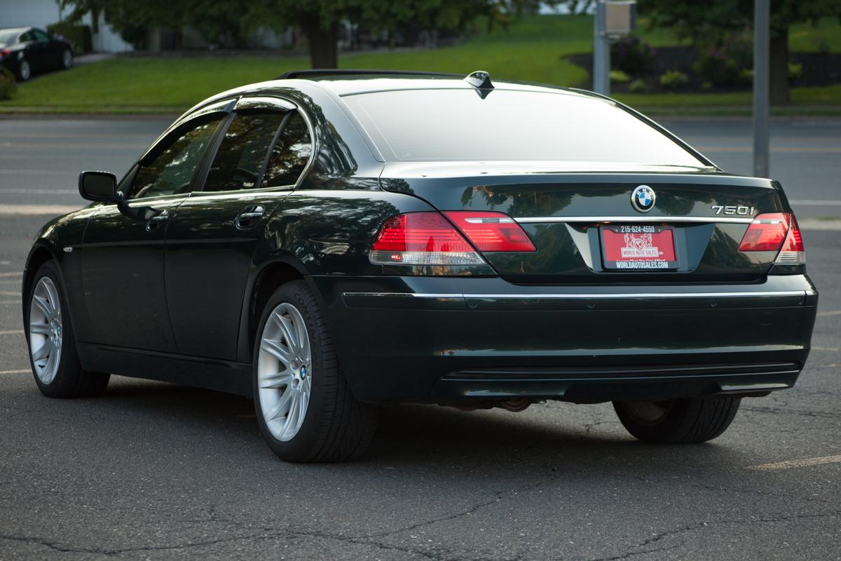 2006 BMW 750I Problems >> 2006 Used BMW 750i for sale