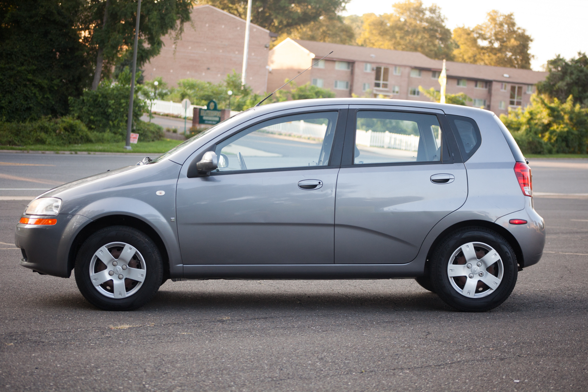 Chevrolet Aveo Ls For Sale  Carfax Certified  U2014 Used Car