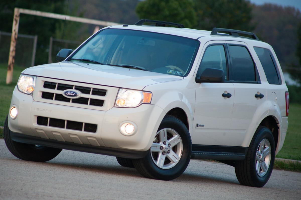 & 2009 Used Ford Escape Hybrid For Sale markmcfarlin.com