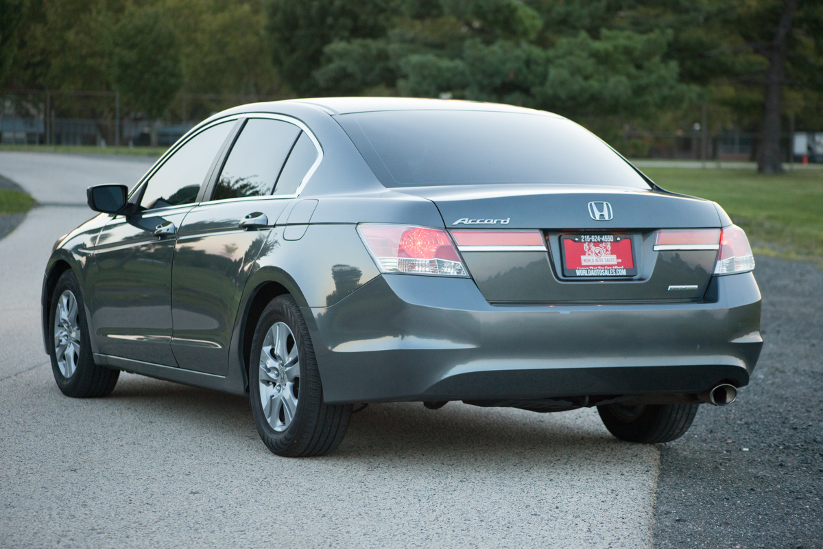 2012 used honda accord se for sale