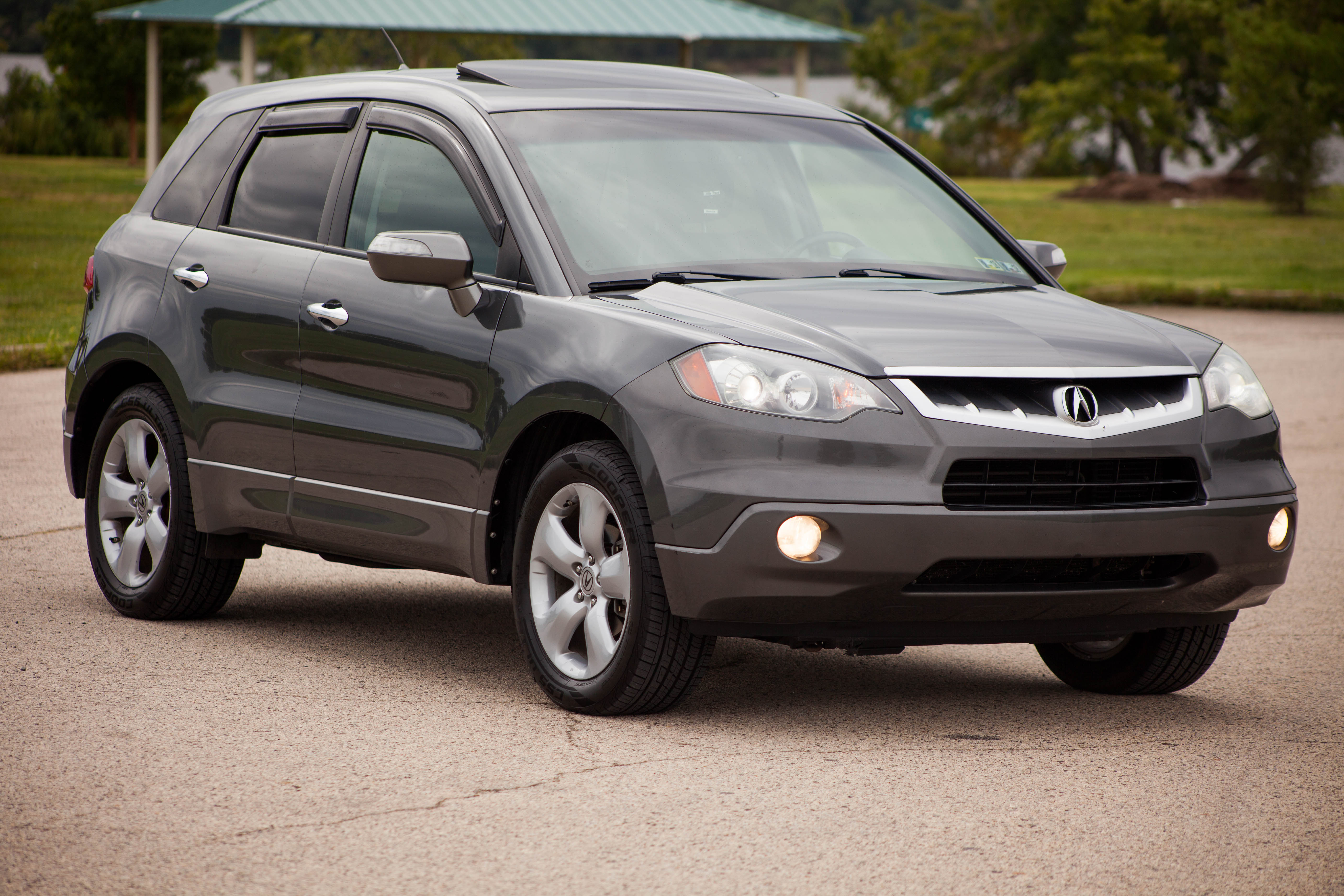 2008 Acura Rdx Technology Package New And Used Acura Rdx