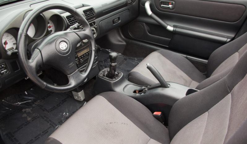 2001 Used Toyota MR2 Spyder full