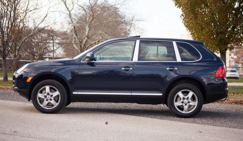 2004 Used Porsche Cayenne S For Sale full