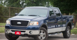 2007 Ford F-150 XLT SuperCrew – AUX, Tow Hitch