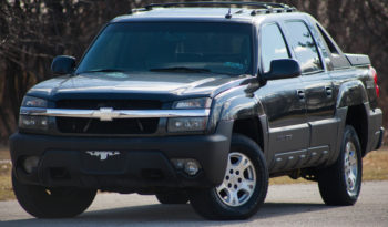2003 Used Chevrolet Avalanche For Sale full