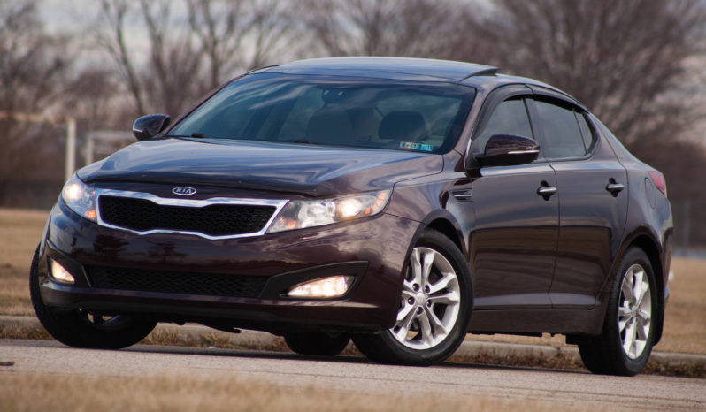 2012 Kia Optima EX GDI
