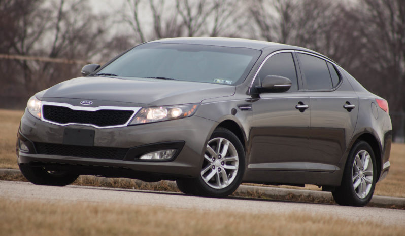 2012 Used Kia Optima LX — Consumer Reviews, Reports