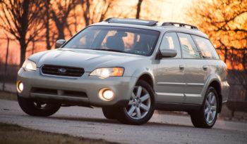 2006 Used Subaru Outback