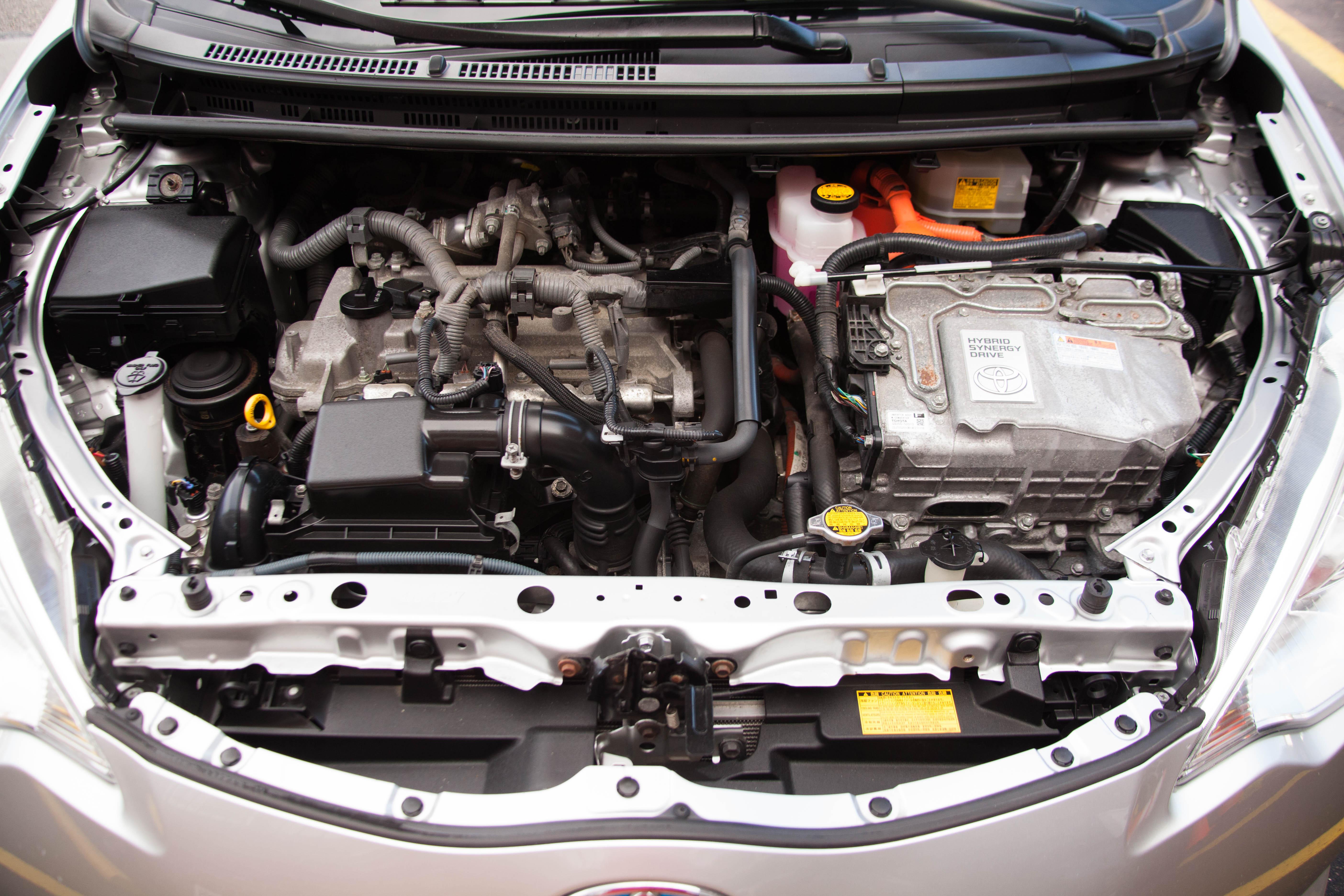 Toyota Prius C INTERIOR-21 | Car Dealership in Philadelphia