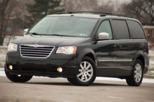 2009 Used Chrysler Town & Country Touring